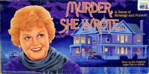 Boardgame Murder She Wrote