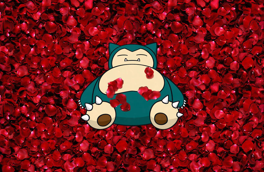 Snorlax is an American Beauty