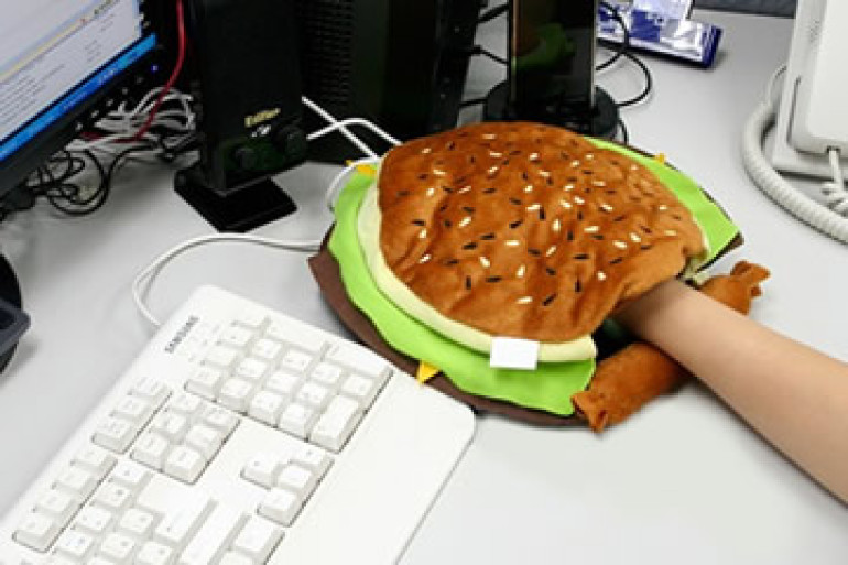 gadget hamburger
