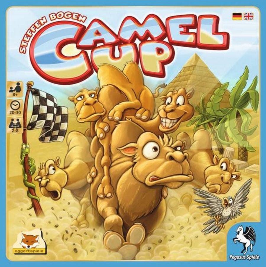 camel up scatola
