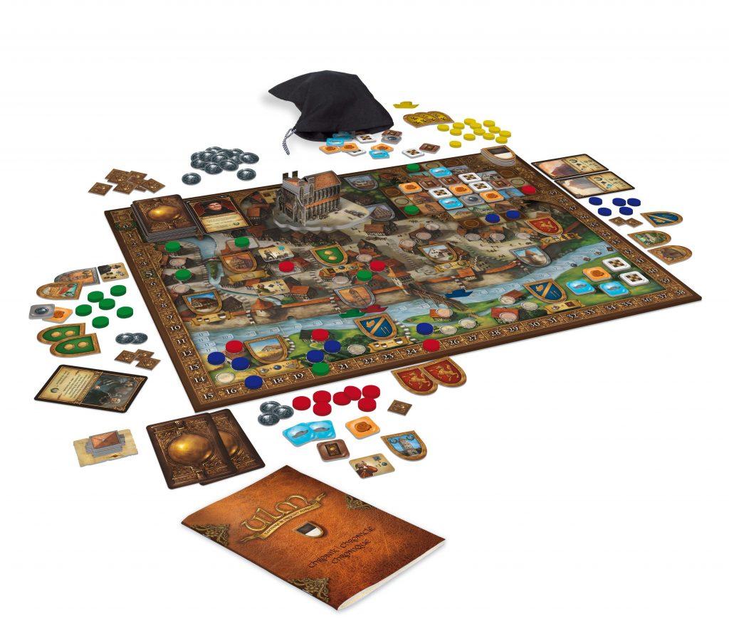 Ulm Board Game