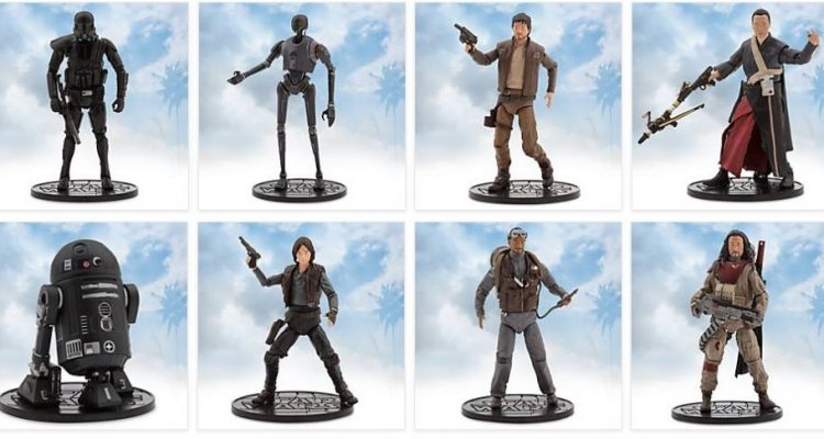 Action Figures Rogue One