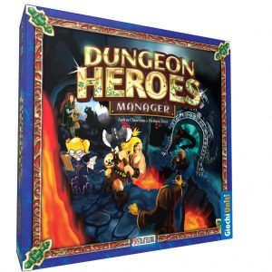 dungeon-heroes-manager_boardgame giochi uniti