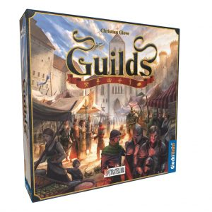 guilds boardgame giochi uniti