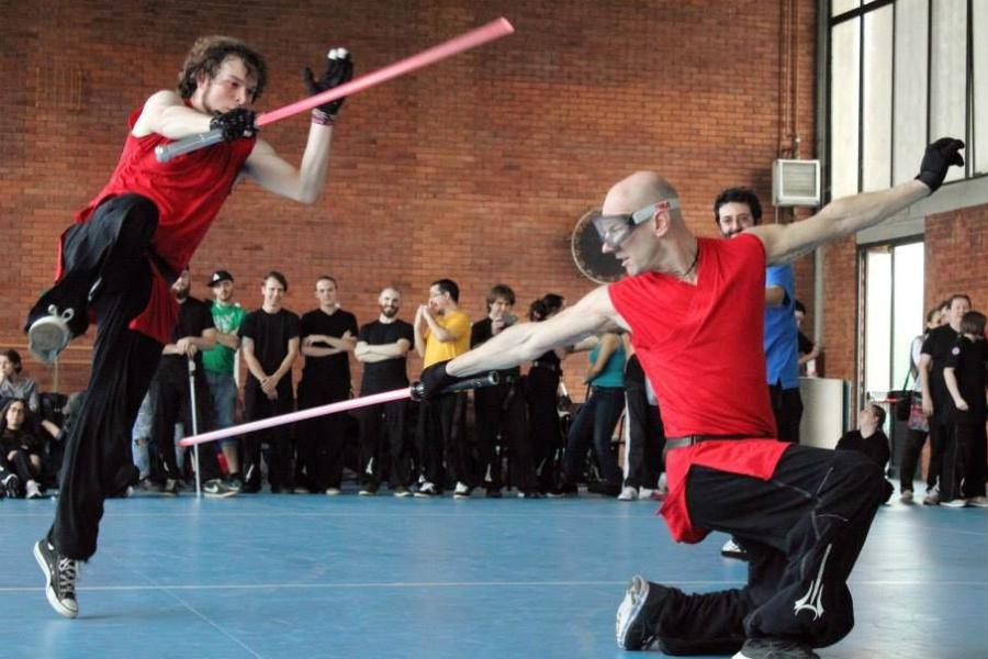 ludosport champion's arena italia
