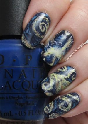 nail-art-doctor-who