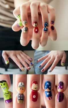 nail-art-marvel