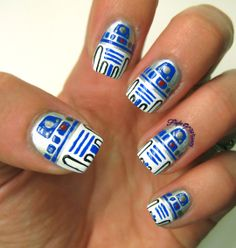 nAIL aRT-star-wars