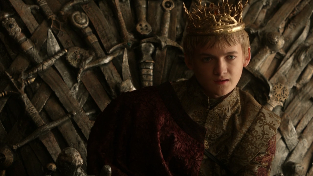 10 cattivi joffrey