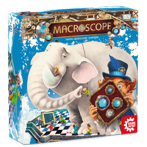 macroscope gioco