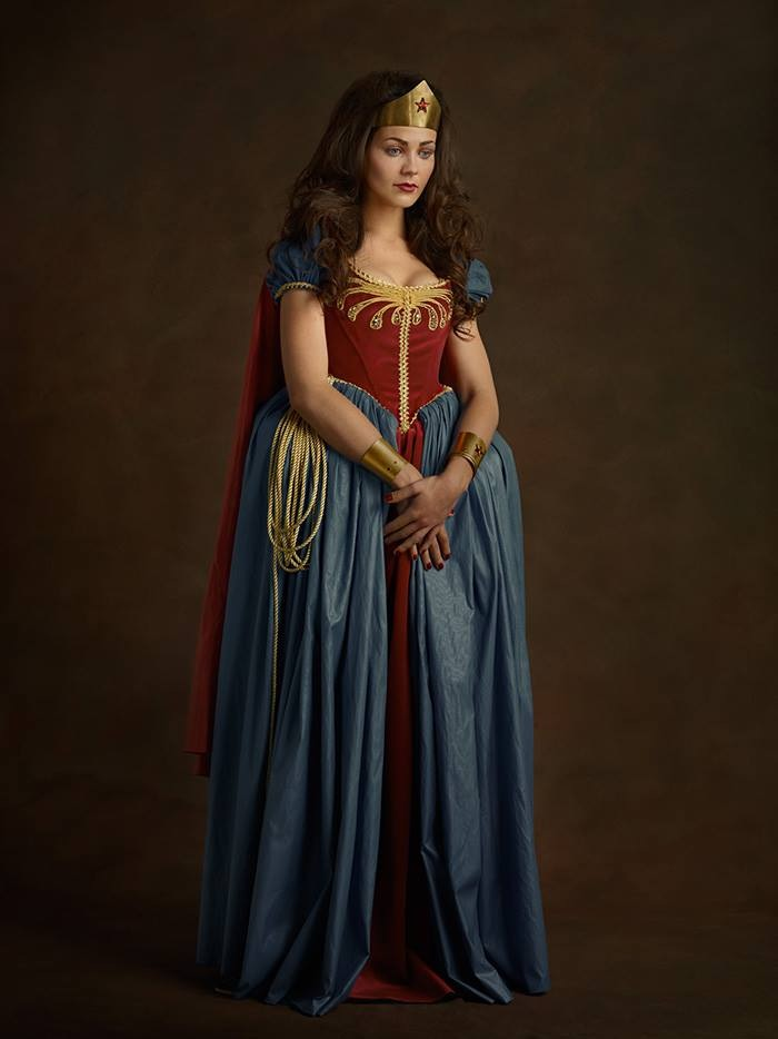 super flemish wonderwoman