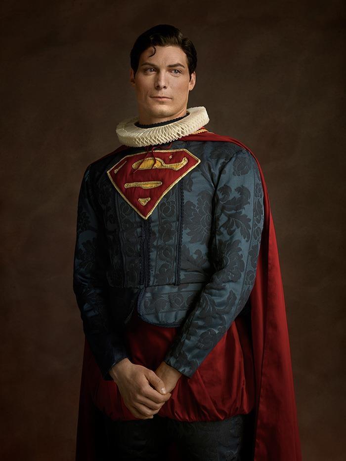 super flemish superman