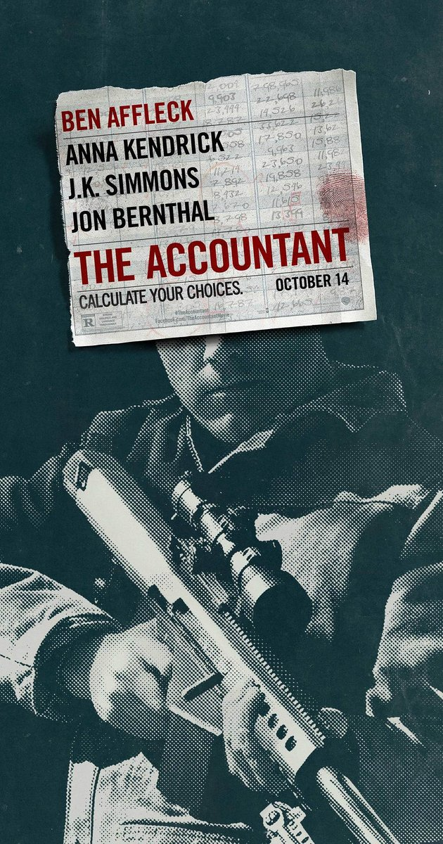 theaccountant_poster