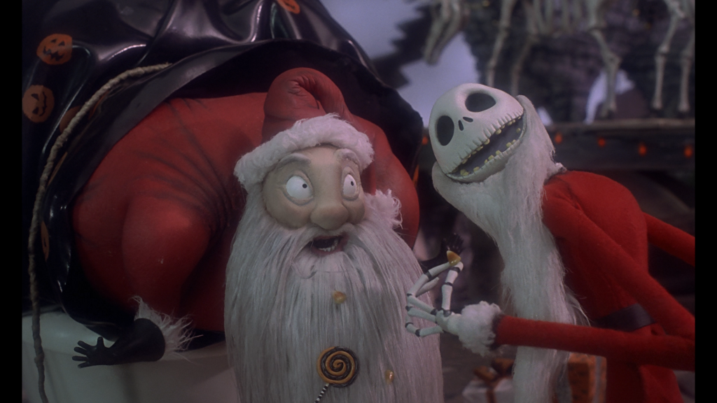 natale nightmare before