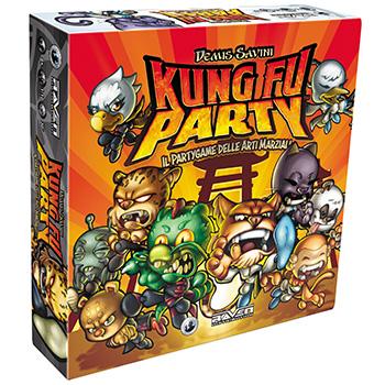kung fu party giochi per bambini natale