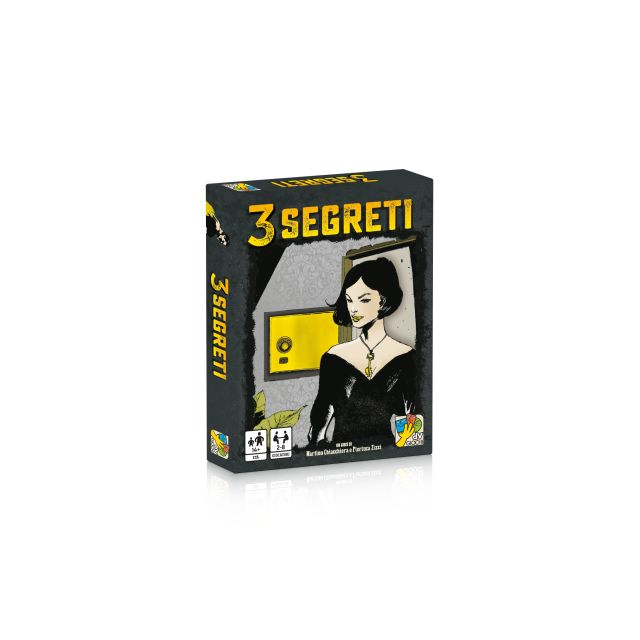 3Segreti dV Giochi novità Play Modena 2017