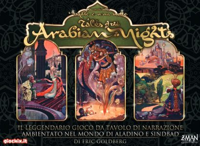 Tales of the Arabian Nights gioco