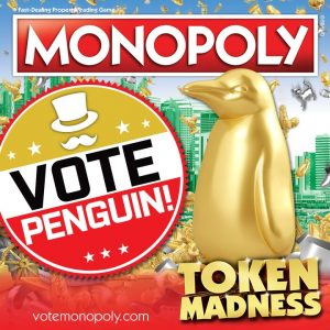 MONOPOLY TOKEN MADNESS