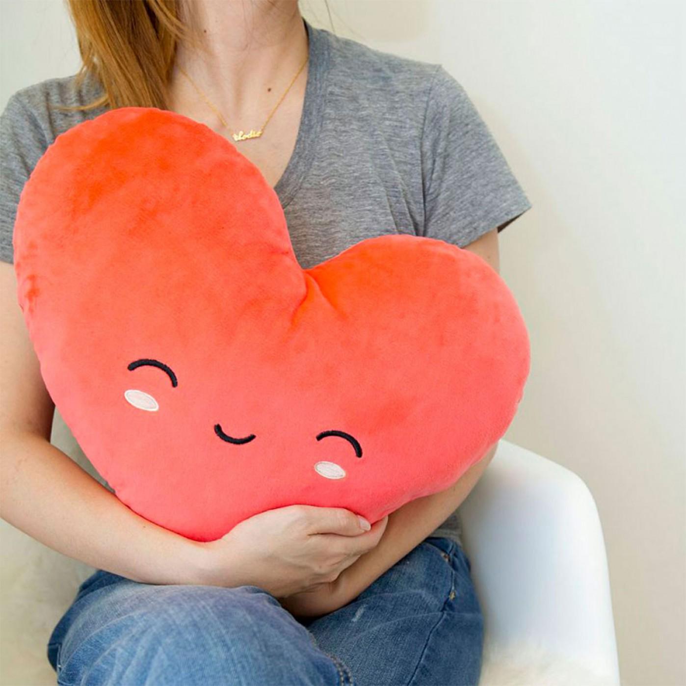 cuscino cuore regali di san valentino