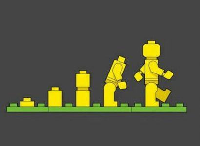 storia LEGO