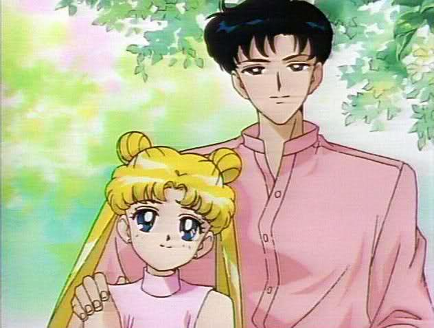 sailor moon e milord