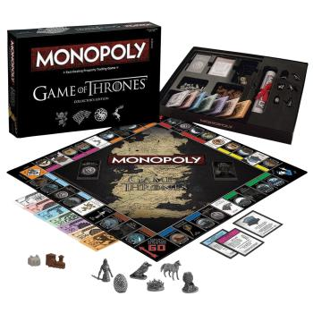 EMP MONOPOLY GAME OF THRONES