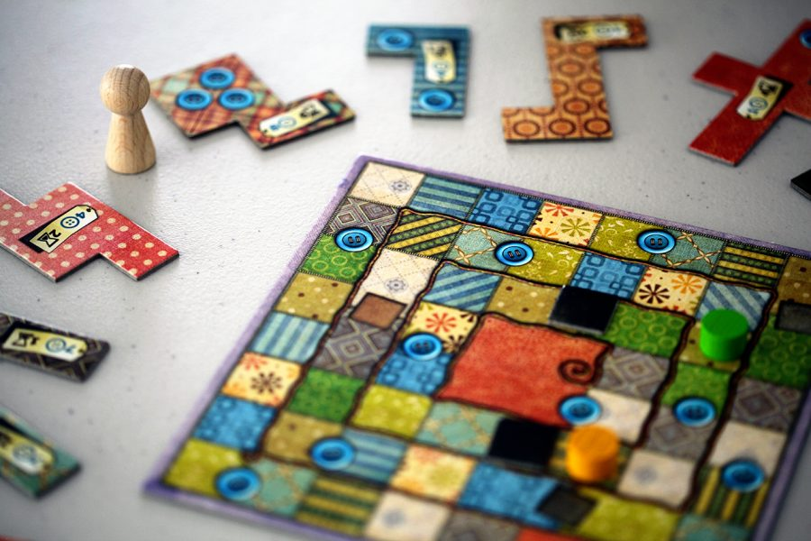 Patchwork gioco
