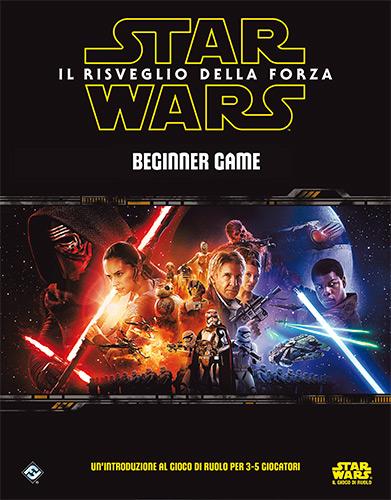 Il Risveglio della Forza Beginner Game Cover
