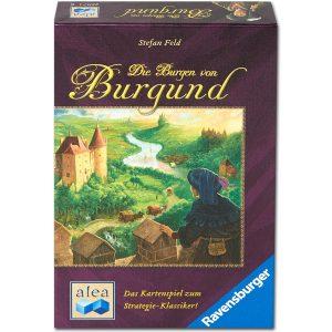 Burgen-von-Burgund