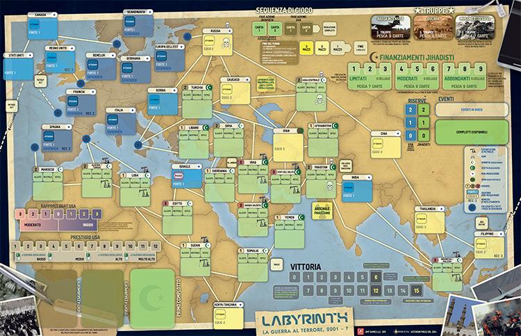 Labyrinth gioco