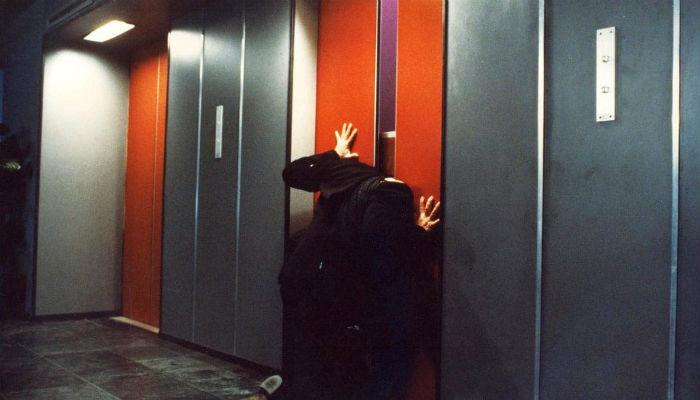 ascensore film