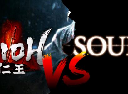 Nioh Dark Souls