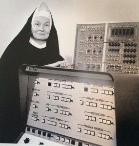 Suor Mary Kenneth Keller
