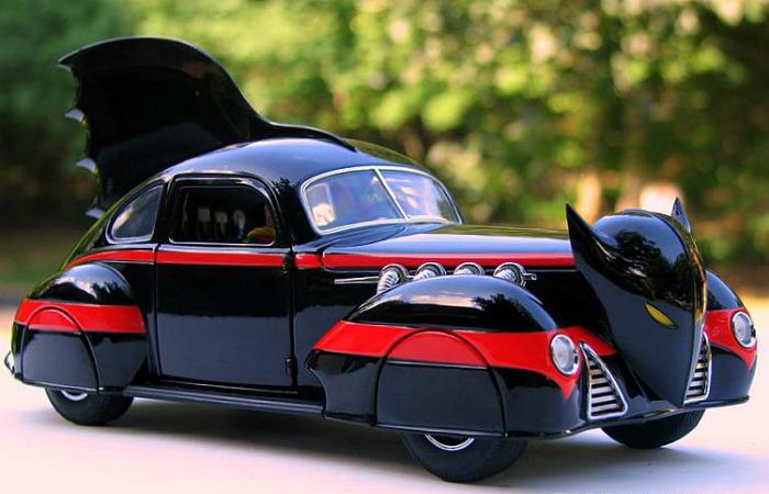 batmobile 1940