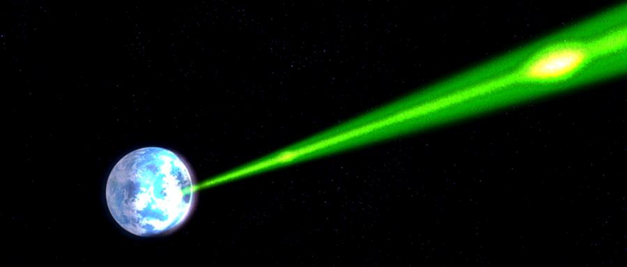laser morte nera