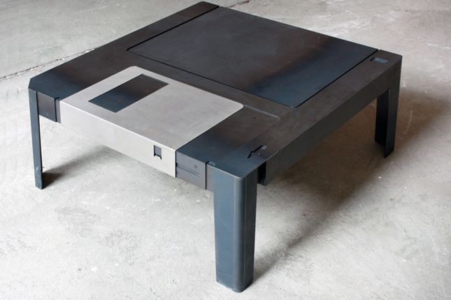 Tavolo Floppy Disk
