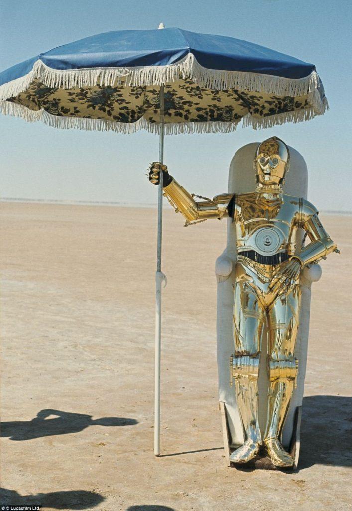 La bella vita dei droidi protocollari