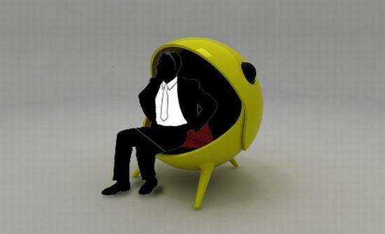 Sedia Pac Man