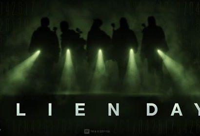 Alien Day 26 Aprile