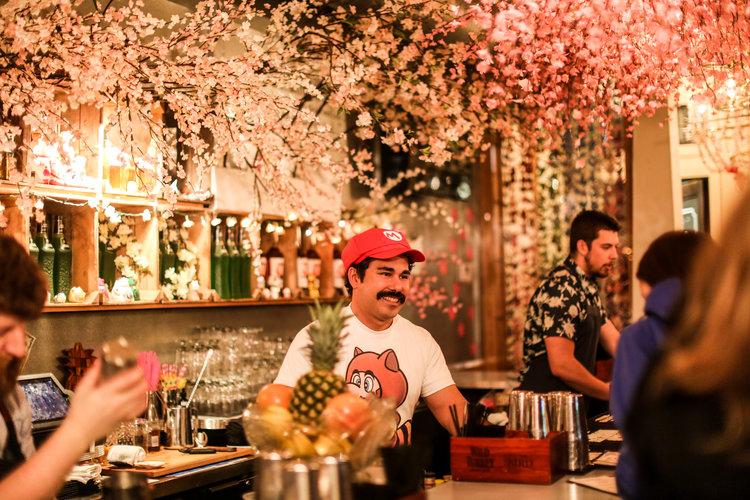 Cherry Blossom Pub