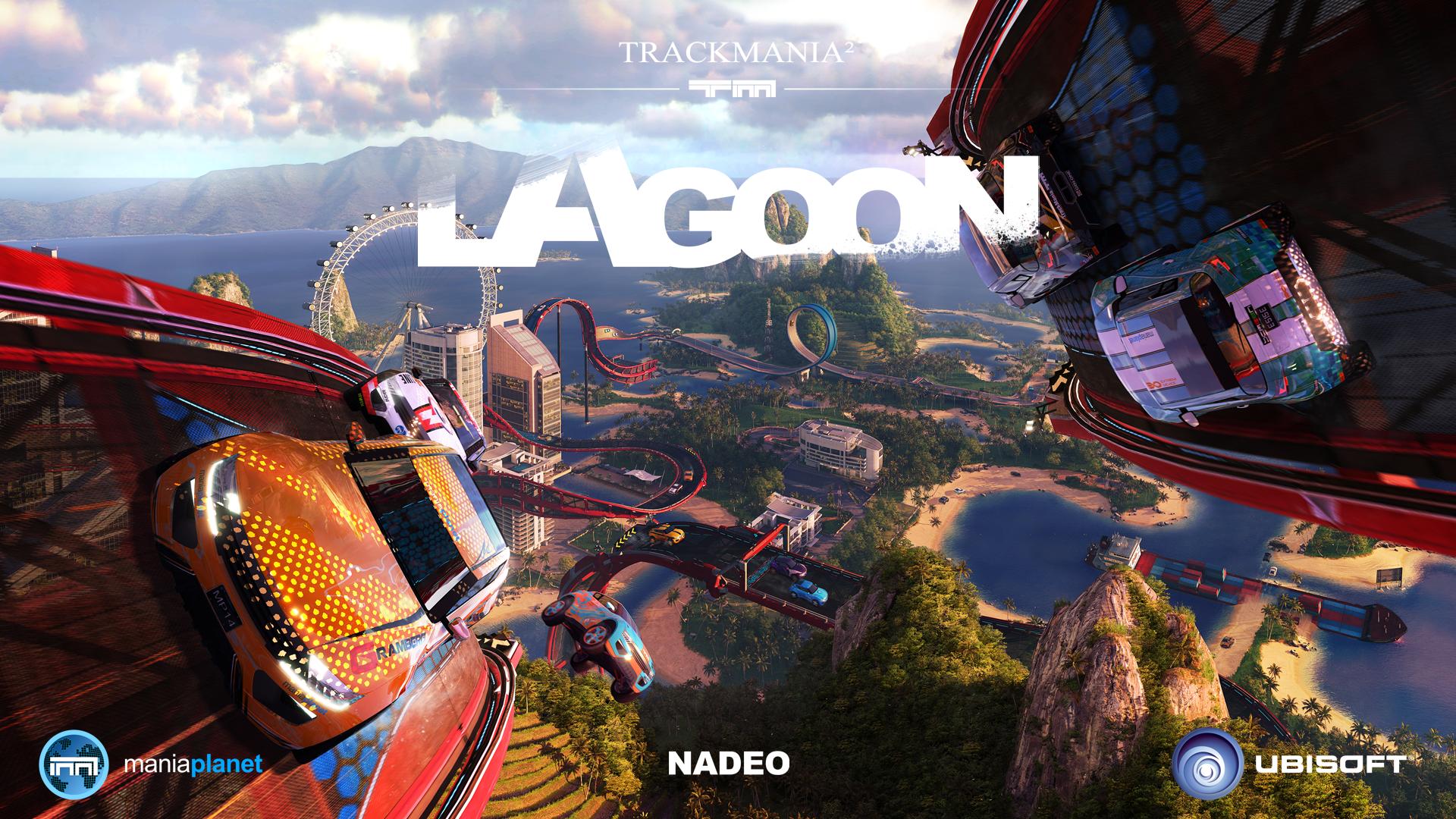 Trackmania2 Lagoon