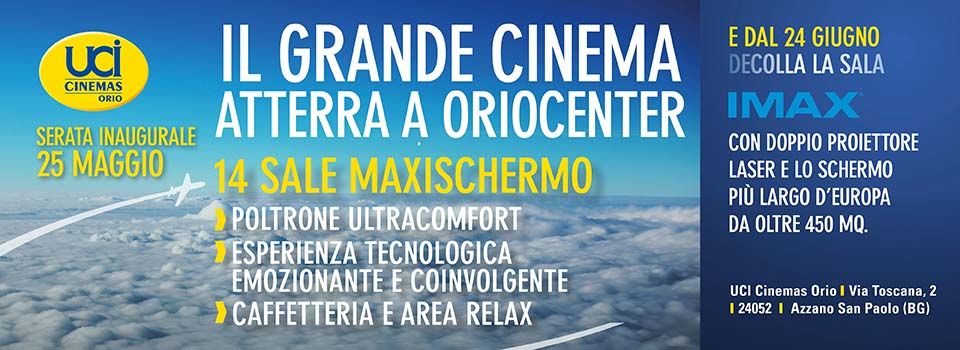 UCI cinemas ORIO