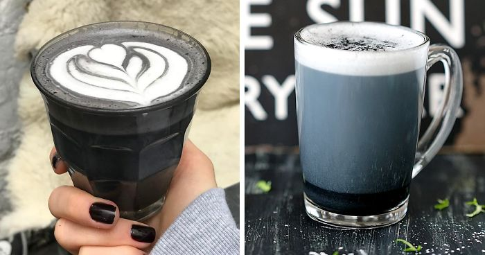 Goth Latte