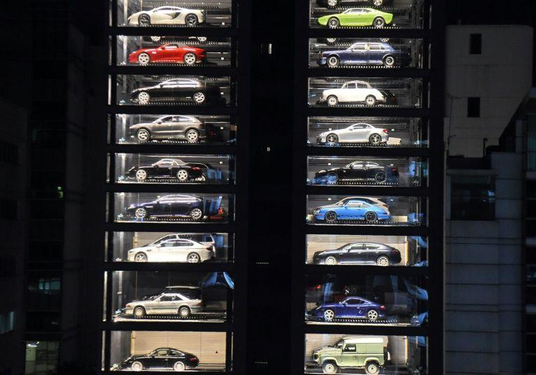 Singapore Gary Hong distributore automatico auto