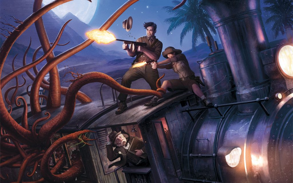 lovecraft boardgames eldritch horror
