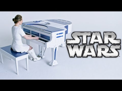 """The Ultimate Star Wars Medley on Piano"""