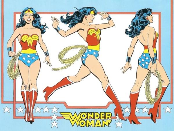 Wonder Woman 70's