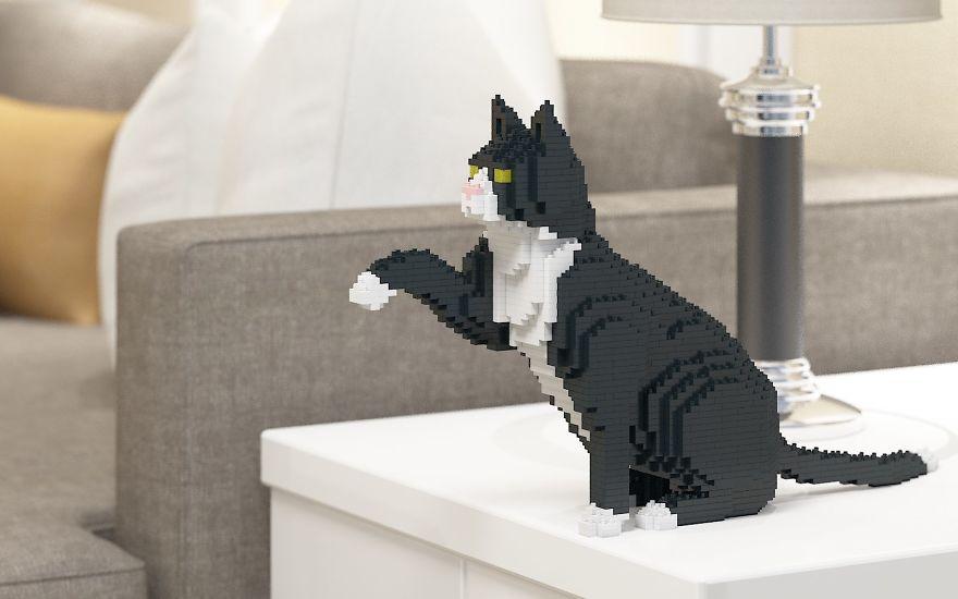 gattini LEGO