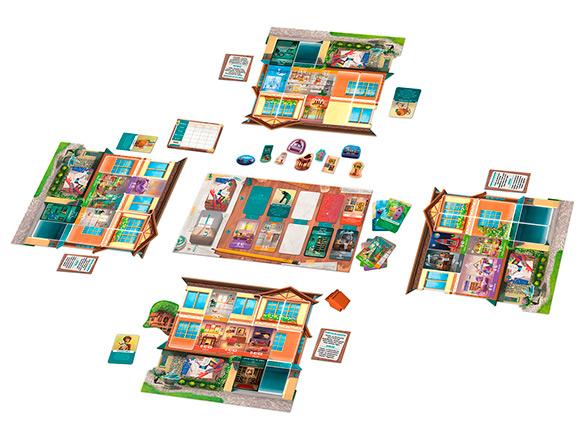La casa dei sogni recensione sul gestionale distribuito for Costo per costruire la propria casa