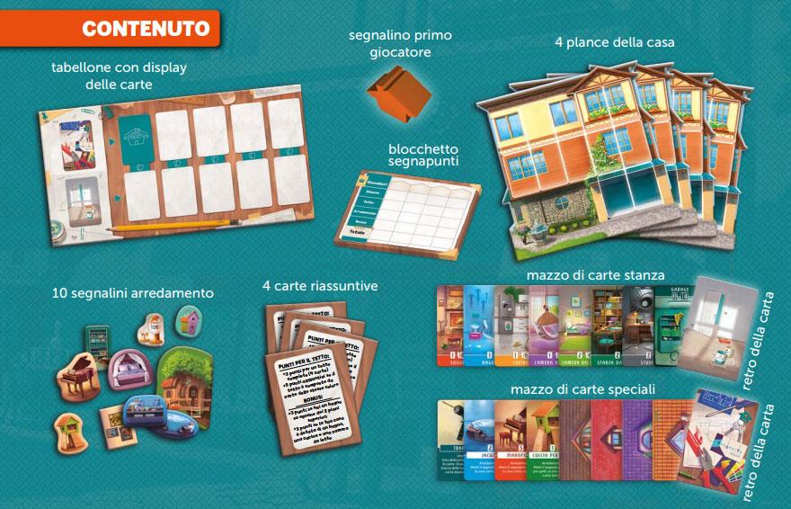 La casa dei sogni recensione sul gestionale distribuito for Piani personalizzati per la casa dei sogni
